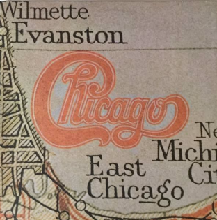 Chicago - Chicago XI (LP) (EX/EX-)